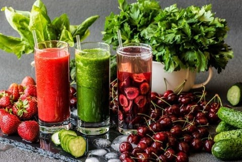 Super Veggie Juice