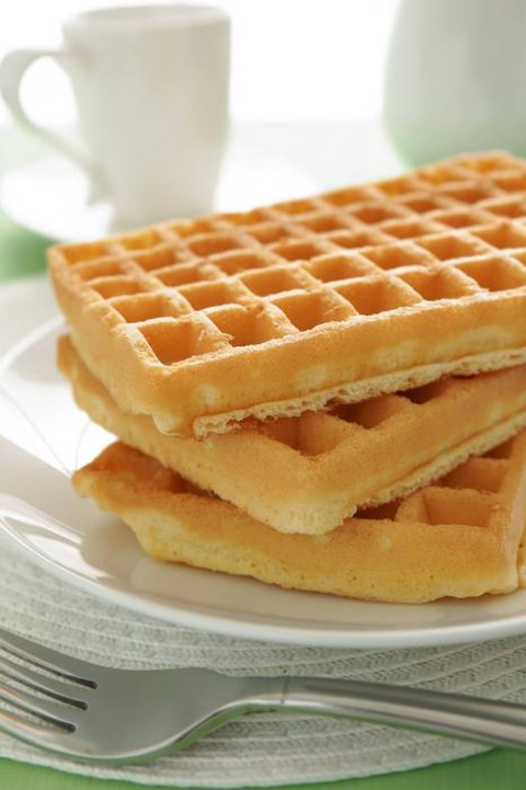 GLUTEN-FREE WAFFLES - Makes 2¹⁄³ cups batter