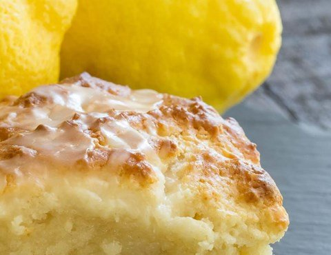 Lemon-Thyme Scones