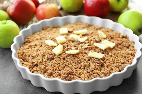 Apple Crisp - 10 or more Servings