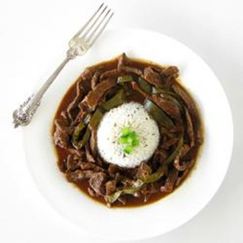 Spicy Cajun Pepper Steak