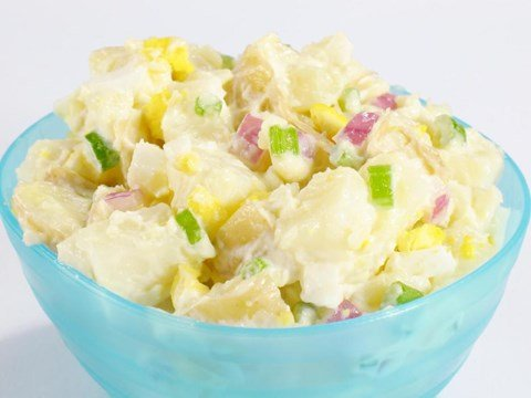 Potato Salad - For food processors with dicing blade