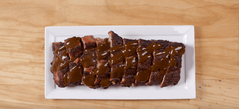 AirFryer Toaster Oven-Roasted Ribs