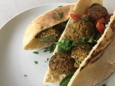Falafel (Airfryer)