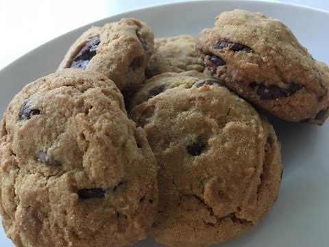 Chocolate Chunk Cookies (makes 24)
