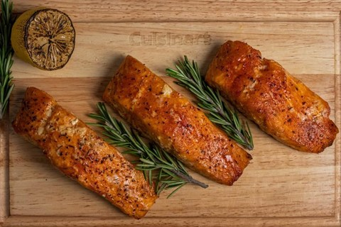 Smoked Sweet Paprika Salmon