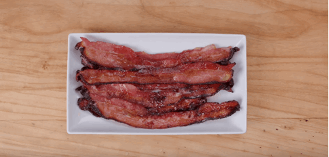 Candied Bacon (Airfryer)
