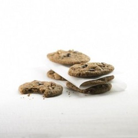 Mocha Chocolate Chip Cookies - 3 1/2 Dozen