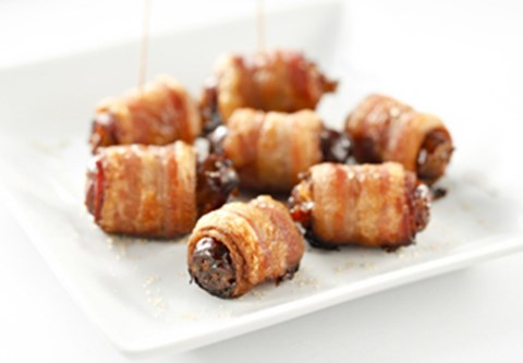 Sweet & Savory Stuffed Dates