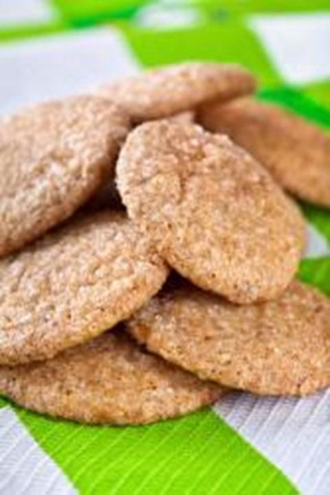 Brown Sugar Ginger Crisps