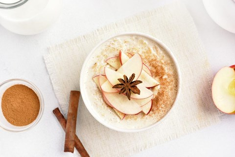 Cinnamon Maple Oatmeal