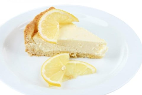 "Lemon Cheesecake – 6"" Cheesecake"