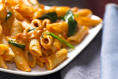 Smoky Vodka Sauce