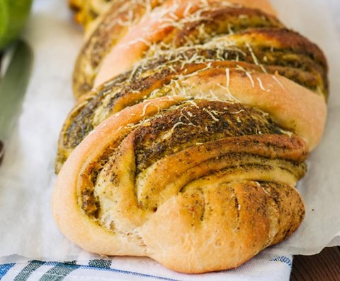 Pesto Bread - Small 1 Lb.