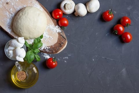 Pizza Dough - for 1 pizza!