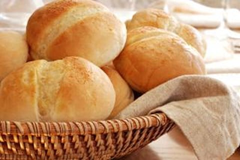 Buttery Dinner Rolls - for toaster oven