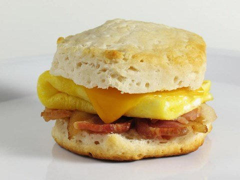 Eggs for Breakfast Sandwiches