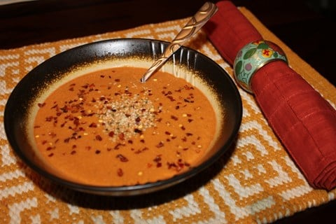 Easy Creamy Carrot Soup