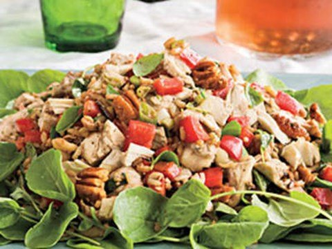 Jen's Chicken & Wild Rice Salad