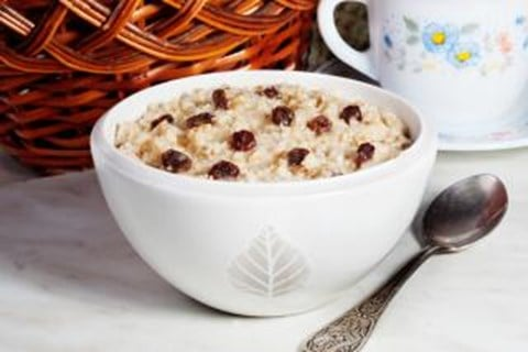 Maple Cinnamon Oatmeal (6 Cup Yield for MSC)