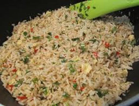 Not so traditional Fried Rice