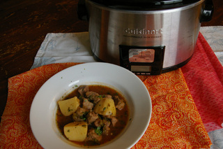 Using Cuisinart's Slow Cooker Submitted by MHC