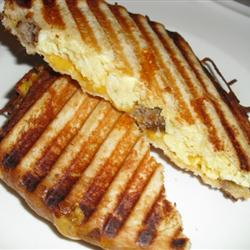 Sunshine Panini Submitted by Jen\'s Sunshine Panini