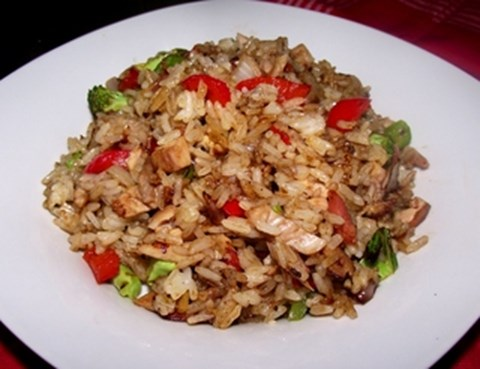 Aunt Ruth's Fried Rice