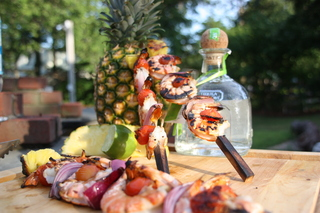 Patron Lime Marinated Grilled Shrimp Submitted by Patron Shrimp