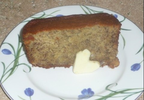 Great Gran's Banana Bread