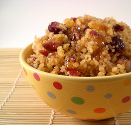 Submitted by Fruit and Nut Couscous