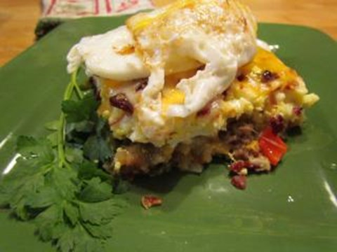 All-in-one Breakfast Casserole