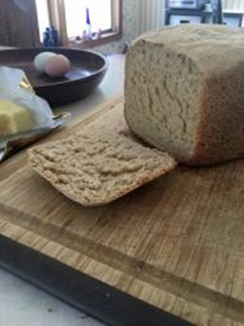 Whole Grain Whole Wheat Bread - Medium 1 1/2 Lbs.