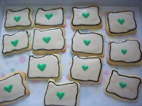 Sugar Cookies - 3 Dozen