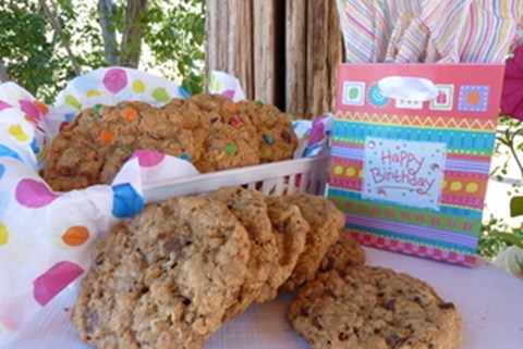 Best Ever Oatmeal Chocolate Chip Cookies!!!