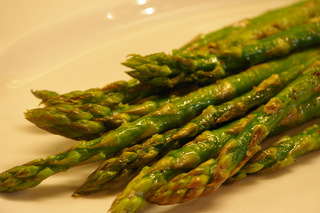 Roasted Asparagus Submitted by MHC