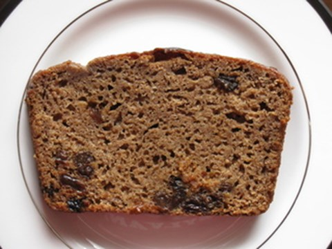 Trisha's Applesauce Raisin Bread