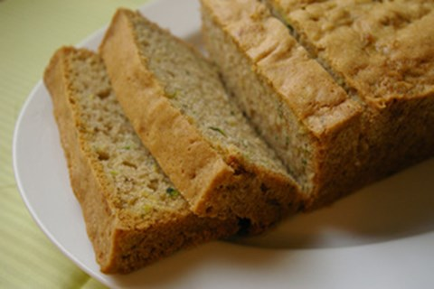 My Mom's Zucchini Bread