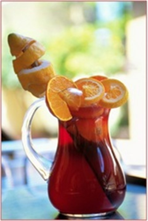 Stephanie's Sure-Fire Sangria