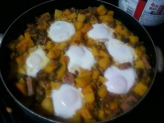 Submitted by Sarah's Butternut/Sweet Potato Breakfast Skillet