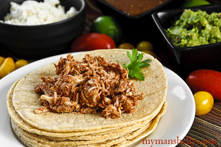 Crockpot Pork Carnitas Submitted by MyMansBelly